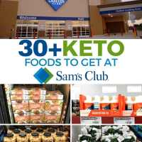 Keto at Sam's Club