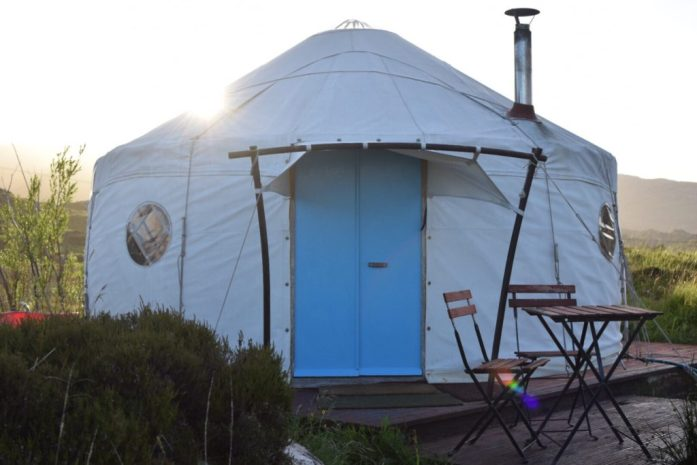 Yurt, Isle of Lewis, Outer Hebrides