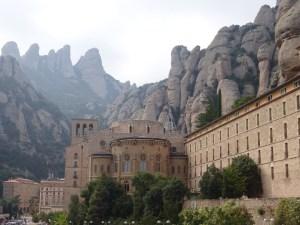 Monastery of Montserrat - Catalonia, Spain