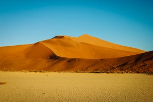 Big Daddy - the highest dune in the Sossusvlei area