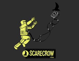 Scarecrow T-Shirt Chase by Marc Palm