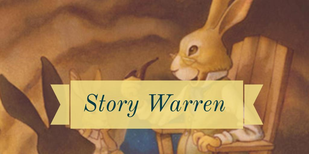 Climbing Trees and the Story Warren