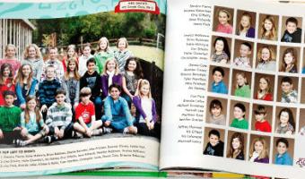 Shutterfly Yearbooks!!