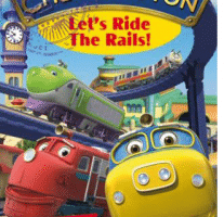 Target: Chuggington Let's Ride the Rails DVD only $2!