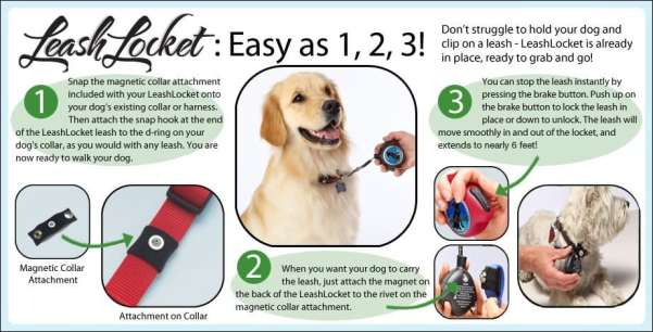 Leash Locket Easy
