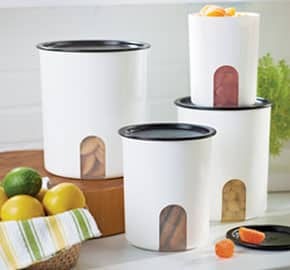 One Touch Canisters