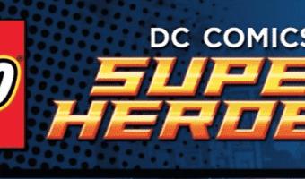 LEGO Justice League Vs Bizarro League Blu-ray Giveaway! #JusticeLeague #BizarroLeague