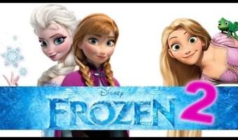 Walt Disney Animation Studios Developing FROZEN 2!!! #Frozen2