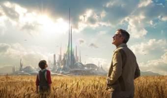 Disney's TOMORROWLAND Trailer & Poster Debut!!! #Tomorrowland