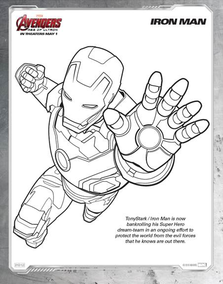robert downey jr coloring pages coloring pages view larger image