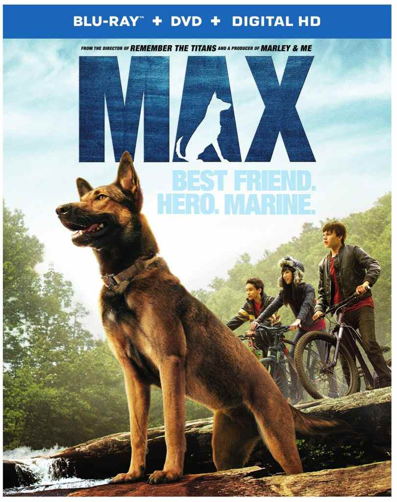 "Warner Bros. Home Entertainment Announces ""Max"""