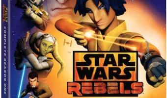 Photo Gallery I Star Wars Rebels: Complete Season One Now on Blu-ray!