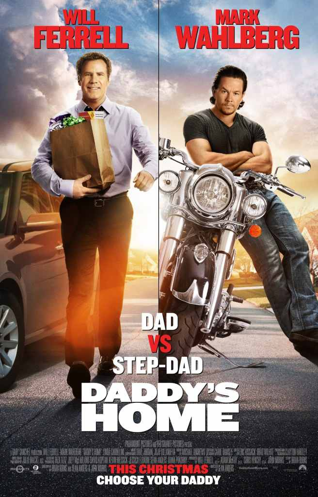 Daddys Home Poster