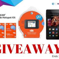 Enter to #Win a NETGEAR Mobile Hotspot Kit + Kindle Fire!! #2015HGG (Ends 11/11)