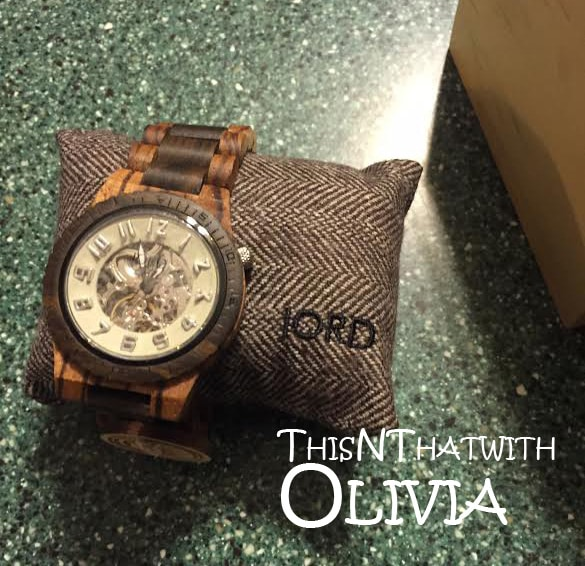 Jord Wood Watches - Unique Gift for Him or Her! #JordWatches @WoodWatches_Com