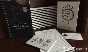 The Fringe Hours Book Review + Sale! #FringeHours #Sponsored