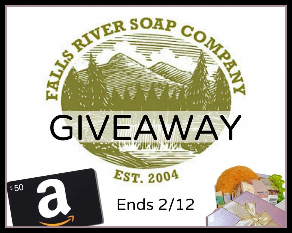 Falls River Soap Company Giveaway