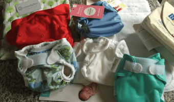 Enter to win a Cloth Diaper Newborn Stash!