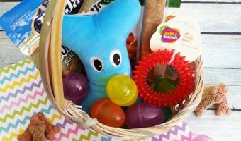 DIY Easter Basket for Dogs! #12daysof