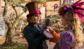 Disney's Alice Through The Looking Glass #DisneyAlice