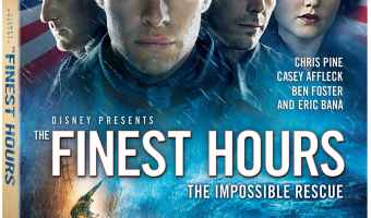 The Finest Hours - On Blu-ray and Digital HD May 24
