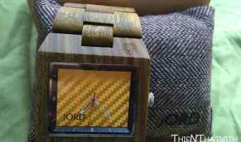 Jord Delmar Drift Watch Series