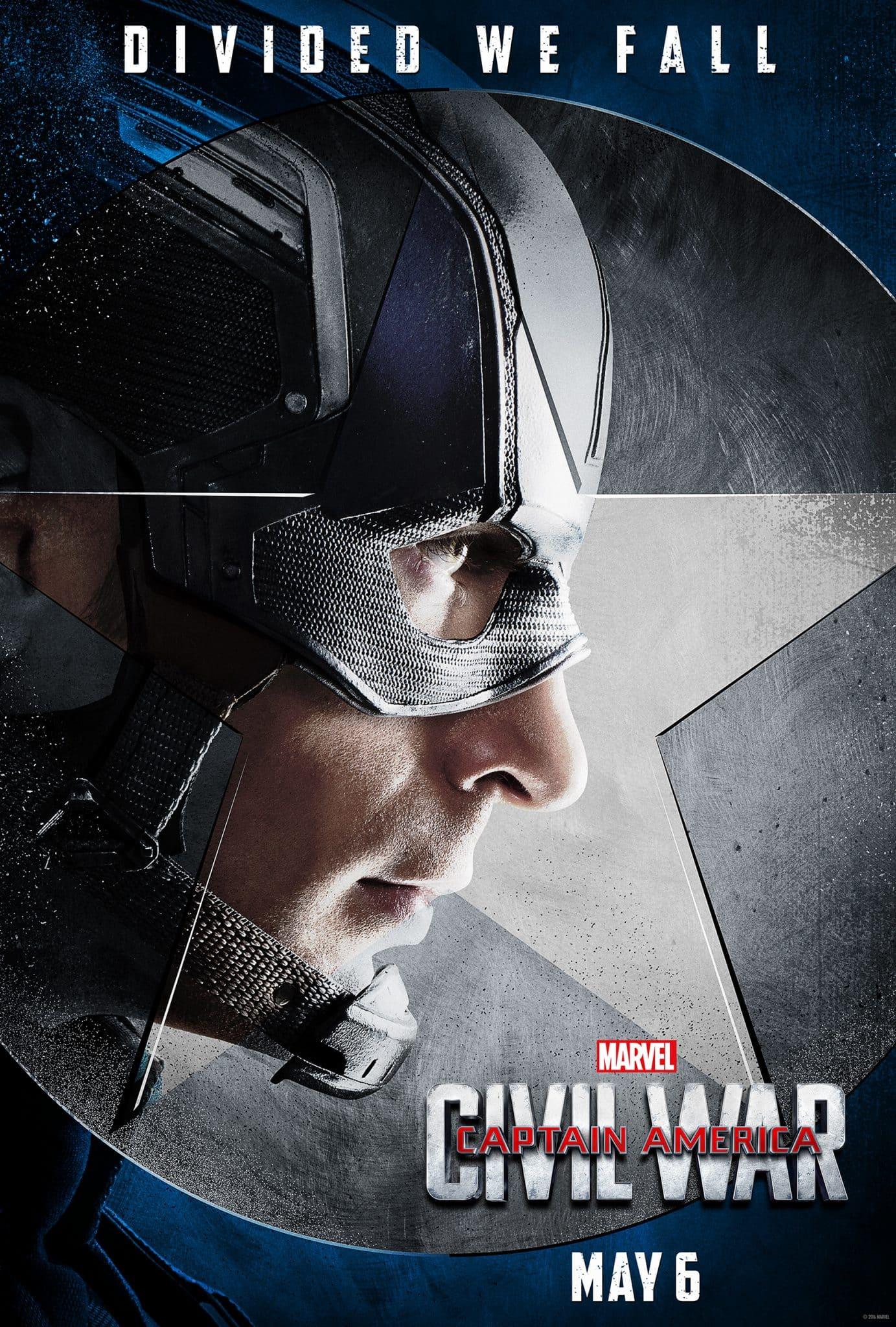 Chris Evans Poster