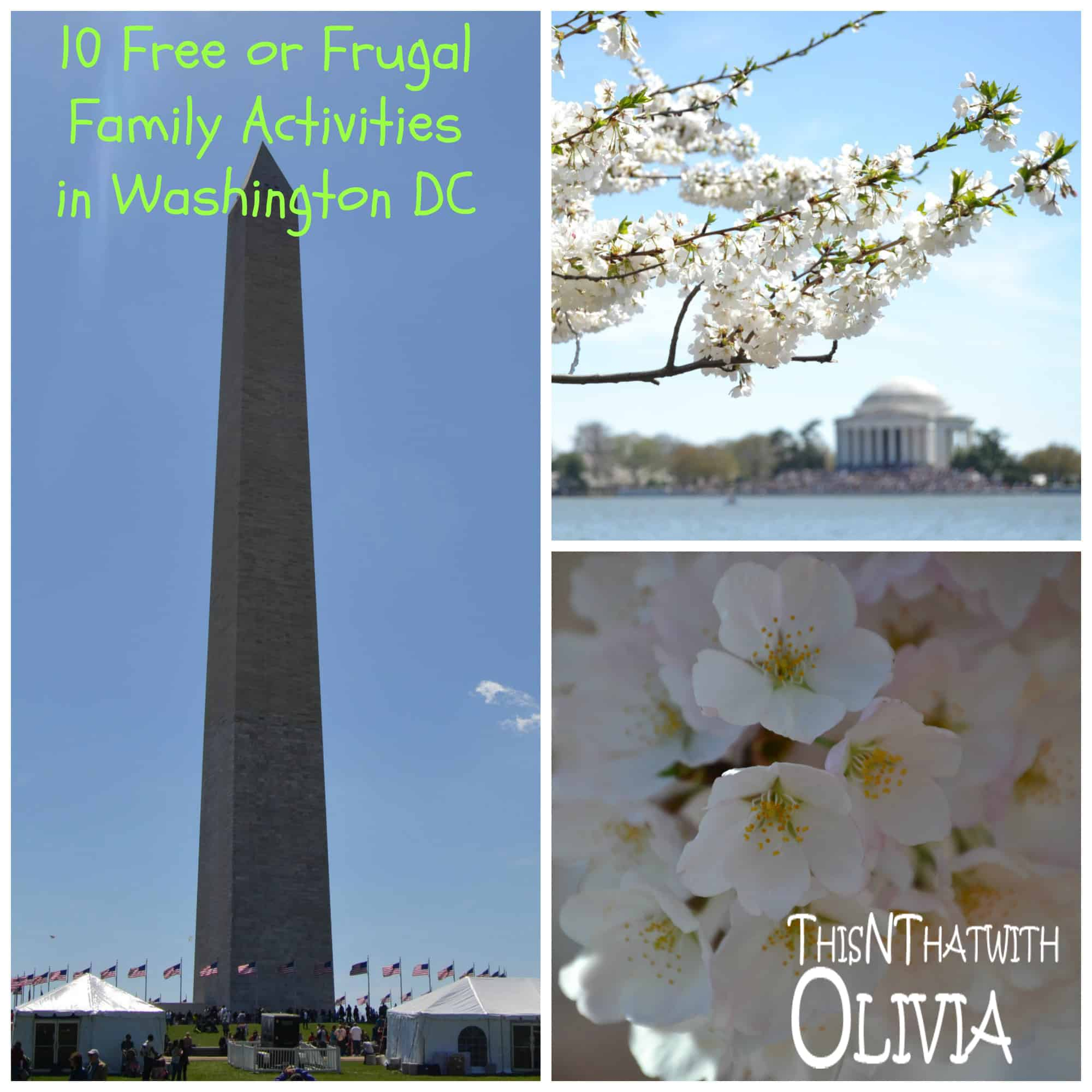 10 Free or Frugal Activities in DC