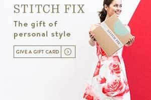 Stitch Fix: Your Personal Stylist