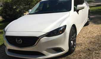 2016 Mazda6 i Grand Touring Review