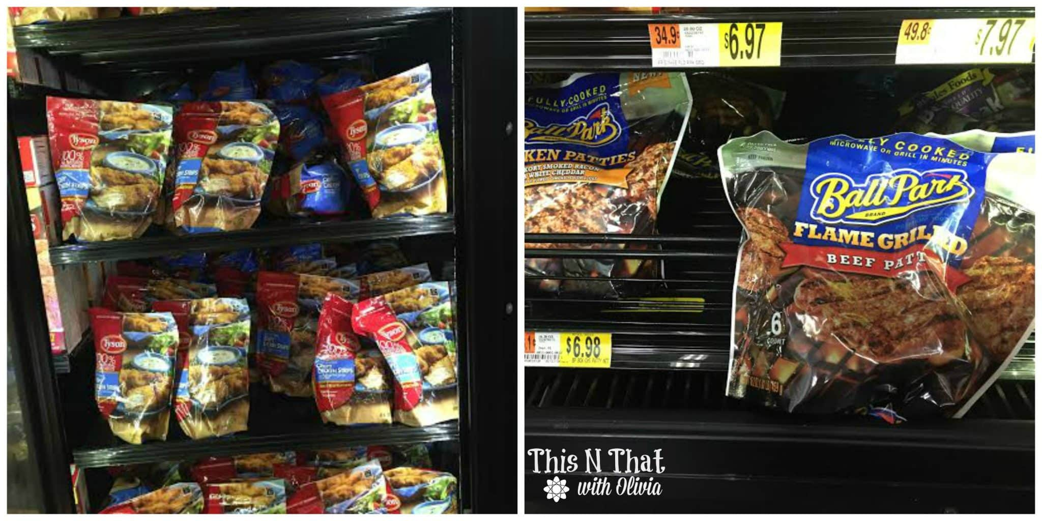 Tyson® Ball Park® Snacks at Walmart