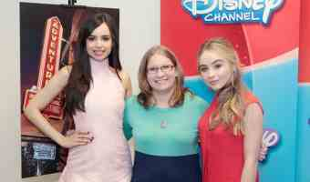 Adventures in Babysitting Press Day + Movie Screening #AdventuresInBabysitting | ThisNThatwithOlivia.com