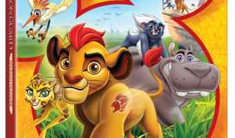 The Lion Guard: Unleash the Power on DVD 9/20 | ThisNThatwithOlivia.com