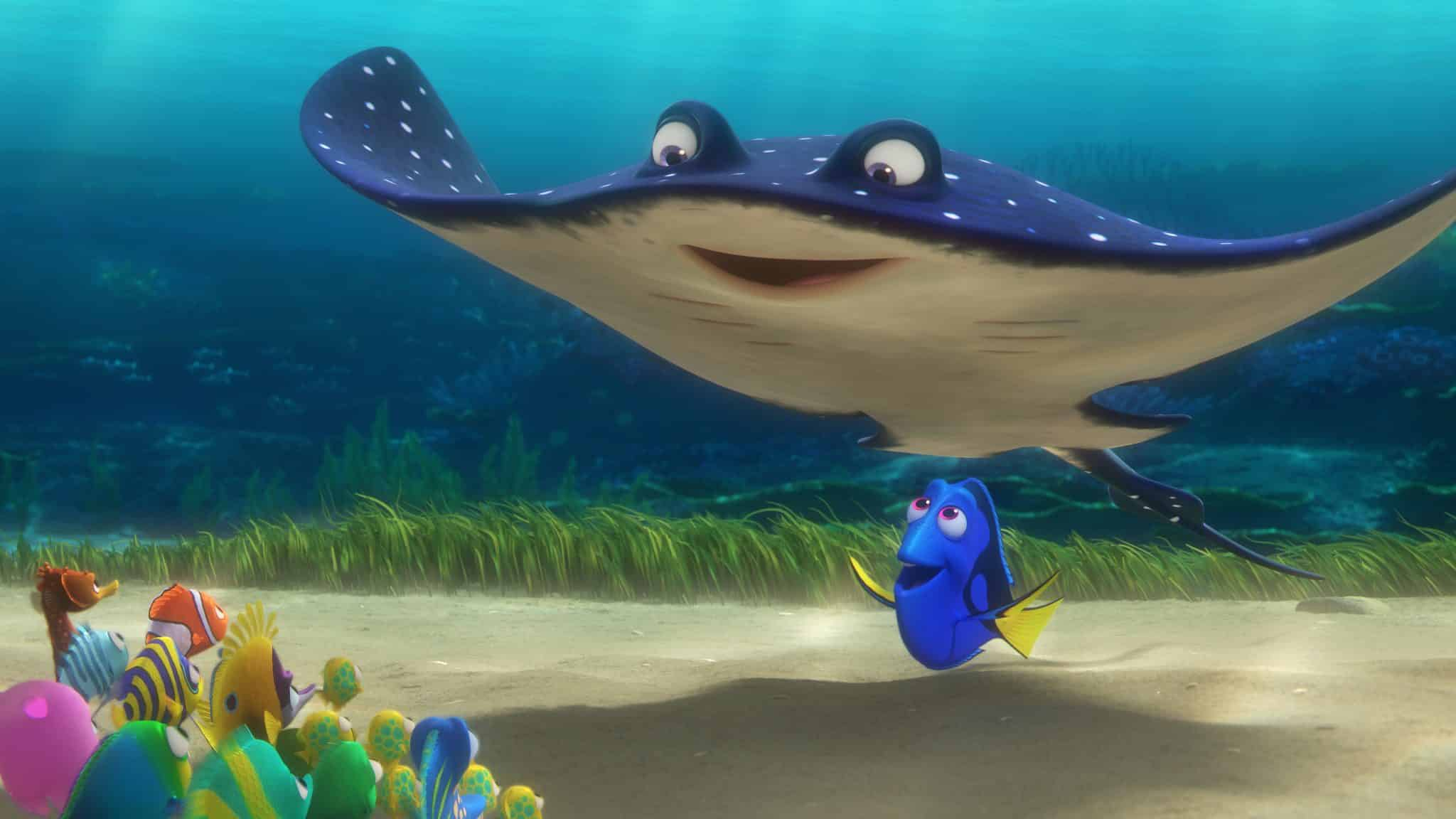 Finding Dory in Theaters #HaveYouSeenHer ~ ThisNThatwithOlivia.com