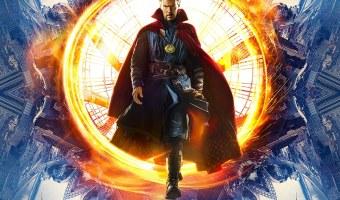 Marvel's Doctor Strange Poster #DoctorStrange | ThisNThatwithOlivia.com