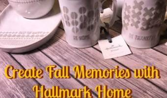 NEW Hallmark Home Items + Giveaway #LoveHallmark