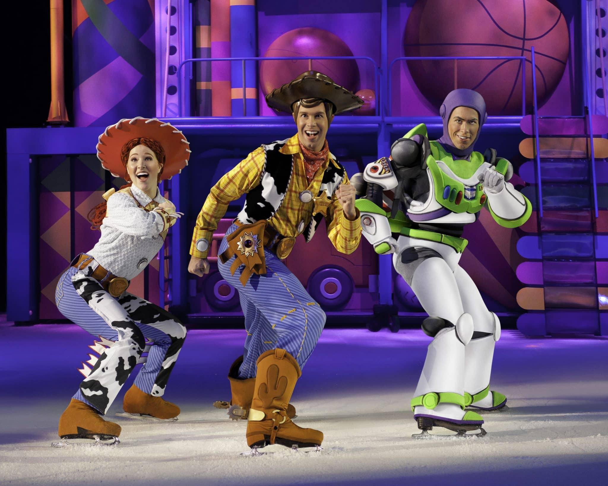 Disney On Ice FREE Activities | ThisNThatwithOlivia.com