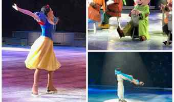 Disney On Ice: Follow Your Heart Experience | ThisNThatwithOlivia.com