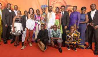 Photos From The Ugandan Premiere of Queen Of Katwe!!! #QueenOfKatweEvent