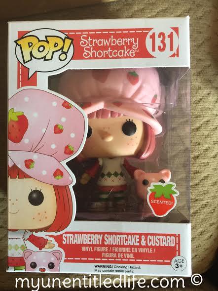 Enter to win a Strawberry Shortcake Gift Set | ThisNThatwithOlivia.com