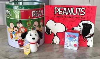 Win a Peanuts Holiday Prize Pack! #PeanutsBrandAmbassador