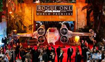 Rogue One World Premiere Photos + More! #RogueOne