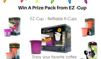Win a Prize Pack from EZ-Cup! @PerfectPod #2016HGG