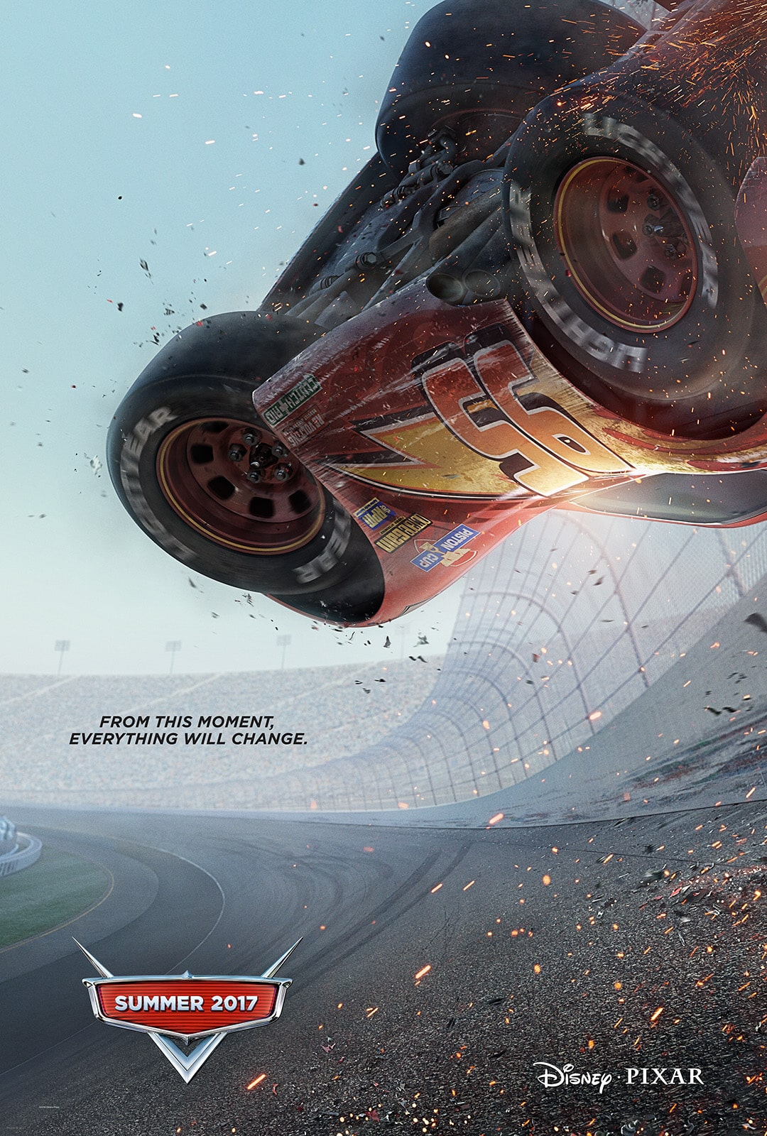 Pixar in a Box + NEW Cars 3 Trailer!! #Cars3Event