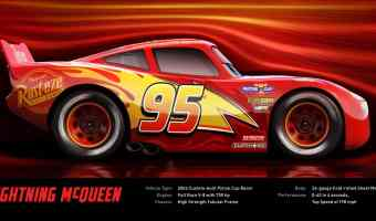 Cars 3: About the Characters! #Cars3