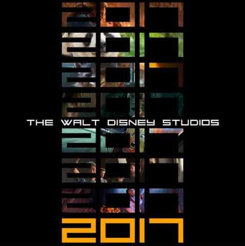 2017 Walt Disney Studios Movie Slate | ThisNThatwithOlivia.com