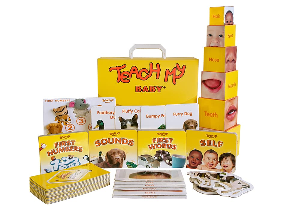 Teach My Learning Kits - Learn Through Play 20 Minutes A Day