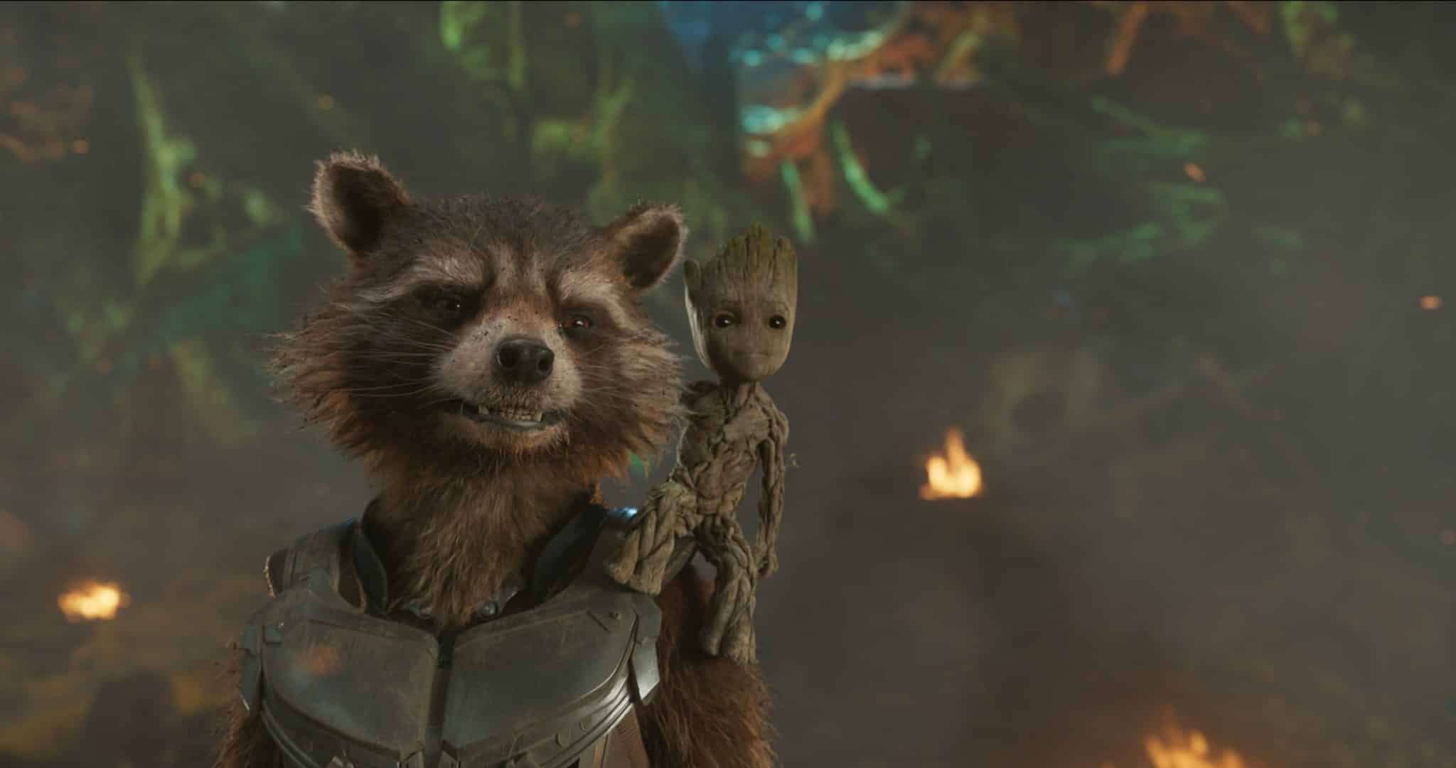 Extended Look for GUARDIANS OF THE GALAXY VOL. 2 Available! #GOTG2