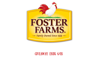 Win $100 in Foster Farms Products! #FFBracketBusters #Mrsk4Fosterfarms