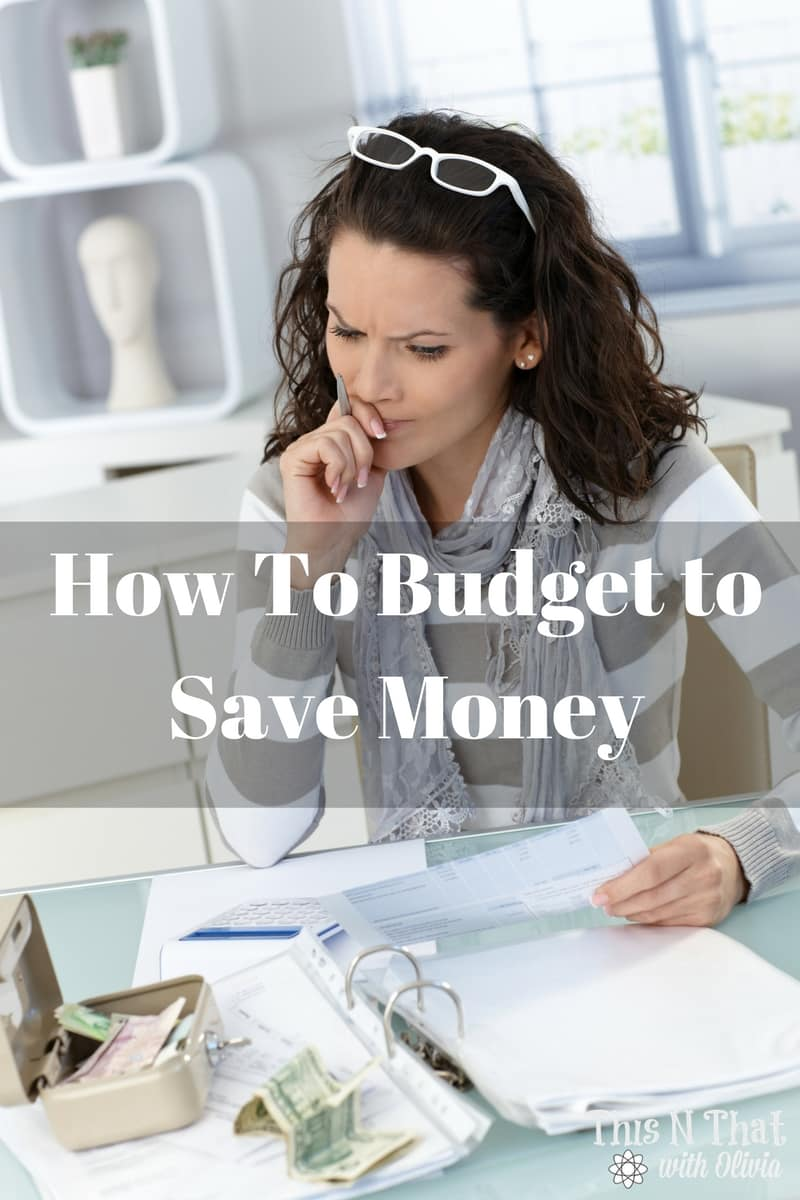 How to Budget to Save Money
